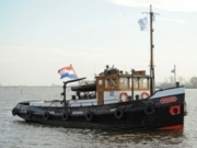 Voorbeeld afbeelding van Bed and Breakfast Sleepboot Willem in Zoutkamp