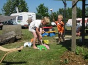 Voorbeeld afbeelding van Kamperen Mini Camping Boerenhof in Groede