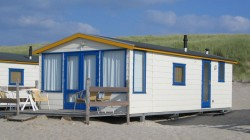 Logo van Strandhuisjes Noordwijkse strand