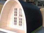Voorbeeld afbeelding van Bijzonder overnachten Camping de Rimboe (the Pod) in Lunteren
