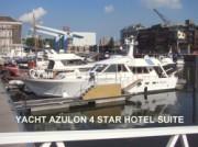 Voorbeeld afbeelding van Bijzonder overnachten B&B Yacht Hotel Suite in Rotterdam