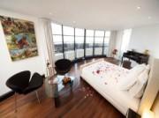 Voorbeeld afbeelding van Bijzonder overnachten Euromast Suite in Rotterdam