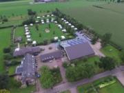 Voorbeeld afbeelding van Kamperen Recreatieboerderij De Kleine Weide in Renswoude