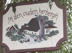 Logo van D'Oude Herbergh