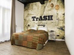 Logo van Trash Deluxe