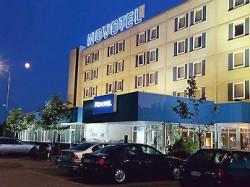 Logo van Novotel Eindhoven