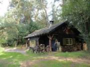 Voorbeeld afbeelding van Bijzonder overnachten Boshut de Houtbeek in Stroe