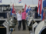 Voorbeeld afbeelding van Bootvakantie Yachtcharter Wetterwille in Terherne