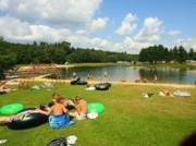 Voorbeeld afbeelding van Stacaravan, chalet Camping 't Kuierpadtien in Wezuperbrug