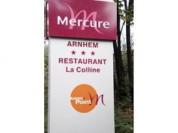 Logo van Mercure Arnhem