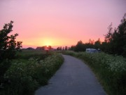 Voorbeeld afbeelding van Kamperen Camping It Kruswetter in Oosterlittens / Easterlittens