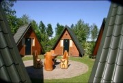 Voorbeeld afbeelding van Trekkershut Vogeltjesdorp / Vogelshof in Mariahout