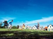 Voorbeeld afbeelding van Bungalow, vakantiehuis Landal Villapark Vogelmient in De Koog (Texel)