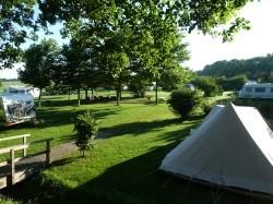 Logo van Charme Camping Vorrelveen