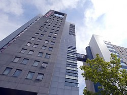 Logo van Mercure Hotel Amsterdam Aan de Amstel