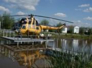 Voorbeeld afbeelding van Bijzonder overnachten Overnachten in een Echte MI2 Helikopter in Vollenhove