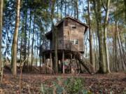 Voorbeeld afbeelding van Bijzonder overnachten Boomhut Vakantiepark Drouwenerzand in Drouwen