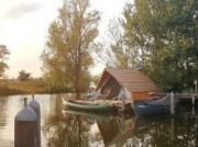 Voorbeeld afbeelding van Bijzonder overnachten Floating Lodge Fort Uitermeer in Weesp