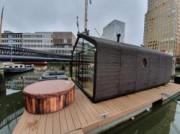 Voorbeeld afbeelding van Bijzonder overnachten Wikkelboats & De Coaster  in Rotterdam