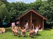 Voorbeeld afbeelding van Trekkershut Sportlandgoed Zwartemeer in Zwartemeer