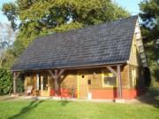 Voorbeeld afbeelding van Bungalow, vakantiehuis Vakantiewoning de Wielewaal in Noordbergum