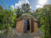 Voorbeeld afbeelding van Tuinen, Kunsttuinen De Kruidhof hortus van Fryslân in Buitenpost