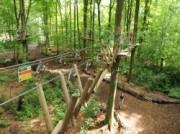 Voorbeeld afbeelding van Klimmen Fun Forest Amsterdam in Amsterdam