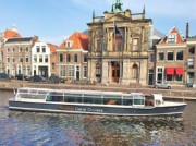 Voorbeeld afbeelding van Rondvaart, Botenverhuur Smidtje Canal Cruises  in Haarlem