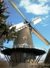 Voorbeeld afbeelding van Bezienswaardigheid Windkorenmolen De Vlijt in Wageningen