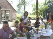 Voorbeeld afbeelding van Theetuin, Theehuis Steinsetuin, pluk en theetuin in Haastrecht