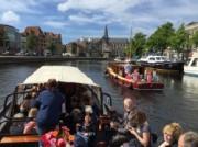 Voorbeeld afbeelding van Rondvaart, Botenverhuur De Waterkoets in Haarlem
