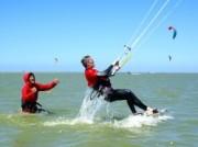 Voorbeeld afbeelding van Sportief, Outdoor activiteiten Kitesurfschool Sky High Friesland in Workum