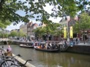 Voorbeeld afbeelding van Rondvaart, Botenverhuur Praamvaren Leeuwarden in Leeuwarden