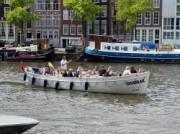 Voorbeeld afbeelding van Rondvaart, Botenverhuur Rederij Friendship in Amsterdam