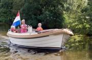 Voorbeeld afbeelding van Rondvaart, Botenverhuur Sloepverhuur it Wiid in Eernewoude / Earnewâld