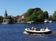Voorbeeld afbeelding van Rondvaart, Botenverhuur Hollema  Bootverhuur in Eernewoude / Earnewâld
