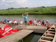 Voorbeeld afbeelding van Sportief, Outdoor activiteiten Vadesto Outdoor Adventure en Rondvaarten  in Hattem