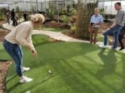 Voorbeeld afbeelding van Golfen, Minigolf   Indoor Adventure Minigolf in Waarland