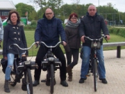 Voorbeeld afbeelding van Groepsactiviteiten Solex Texel in Oudeschild (Texel)
