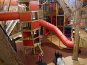 Voorbeeld afbeelding van Indoor Speelparadijs Indoor Speelparadijs De Leeuwenborg in Nieuw Scheemda
