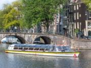Voorbeeld afbeelding van Rondvaart, Botenverhuur Rondvaart Stromma Nederland in Amsterdam
