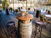 Voorbeeld afbeelding van Restaurant Terrassen en Partycentrum Knus in Delft