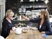 Voorbeeld afbeelding van Restaurant Restaurant Hofje zonder Zorgen in Haarlem